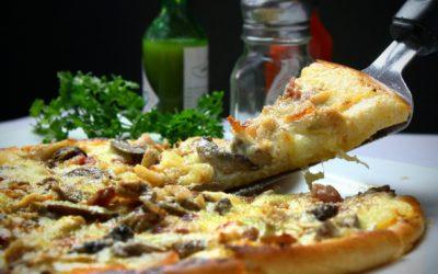 피자를 맛있게 먹는 5가지 방법