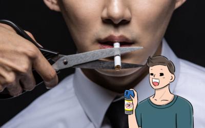찌든 담배 냄새 제거하는 7가지 방법