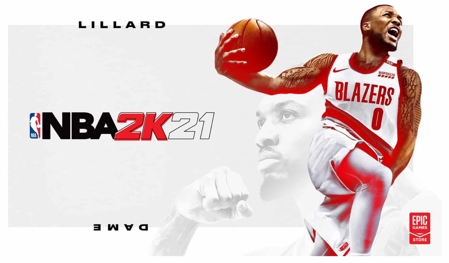에픽 게임즈에서 한시적으로 NBA 2K21를 무료로 받을 수 있다. 28일까지
